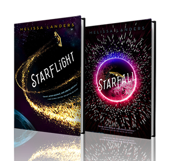 Starflight Series by Melissa Landers